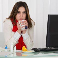 オフィスでできる冷え性対策
